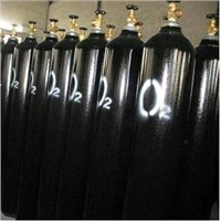 High Purity Oxygen Gas
