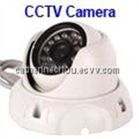 High Quality 480TVL Metal Dome Camera with 1/3 SONY CCD, 3.6mm/6mm/8mm( (Night Vision, White)