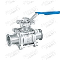 High Vacuum Ball Valve