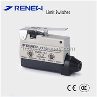 Hinge short lever type limit switch