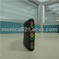 Hot Sales TVVB 7 Cores Flat Travelling Cable for Crane