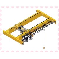 Hot-selling LH Type Electric Hoist Overhead Travelling Crane