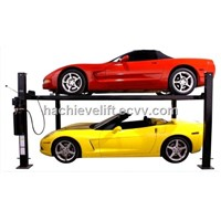 Hydraulic 4 Post Auto Car Lifts