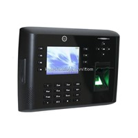 Ideal Low Price Of Fingerprint Time Attendance System For Enterprise iClock700 With Access Control