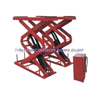 In Group Scissor Lift  105