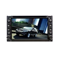 In dash Car DVD player with GPS for Universal Car