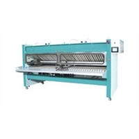 Industrial Automatic Flatwork Folding Machine