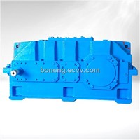 Industrial Helical Gear Reduction Unit Gear Box