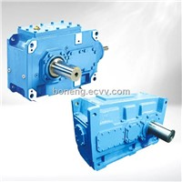 Industrial Helical Helical Gear Reduction Unit and Bevel-Helical Reduction Gear Ratio Box