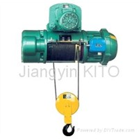 Kito Cd1/Md1 Electrical Hoist