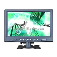 LCD Touch Screen Monitor with AV/PC/Audio