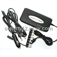 LED Laptop AC Adapter, Used in Cars and Households