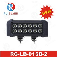 "7.5"" 36W LED Working Light Bar for Offroad Truck ATV (RG-LB-015B-2) , with CE"