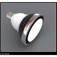 LED PAR38 E27 12W LED spotlight