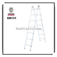 LN-401-7 dual step ladder max load;150kg
