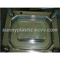 Lock lock container mould