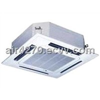 Low price Midea DC inverter 4- way fan coil unit