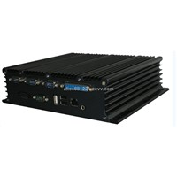 MD6-GK0105  Aluminum shell fanless mini industrial pc