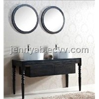 MDF bathroom cabinet furniture