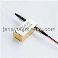 Mechanical Fiber Optic Switch (1x1 or 1x2)