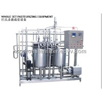 Milk process equipment