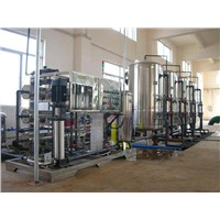 Mineral Water Treatment Plant / Water Machine