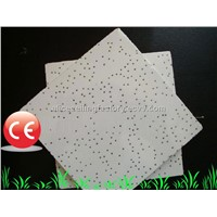 Mineral Wool Acoustic Ceiling Panel