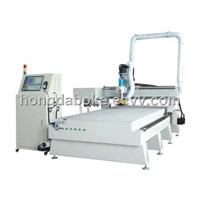 Multi-dunctional cnc router for wood foor and other wood furniture
