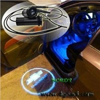 New 3W Car Logo Door Welcome Light Laser Lights with car logo Ghost Shadow light BMW Audi Ford