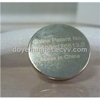 New !!! Hot !!! NdFeB permanent magnets with laser mark
