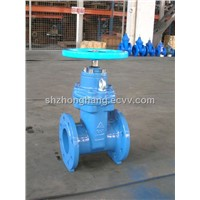 Non-rising Stem Watermark Sluice Gate Valve
