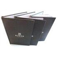 OEM Hardcover Cloth Mounting Notebook Custom Notepad Printing Services Online