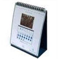 OEM / ODM fundraising  YO Binding Customized Calendar Printing Service for vintage