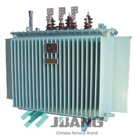 Oil-immersed Electric Transformer   S9 Series 10KV