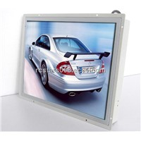 32inch lcd advertising display with open frame