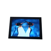 digital signage display with metal case;LCD displays