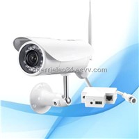 P2P H.264 Wireless Outdoor Waterproof IP Network Camera