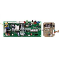 PCBA for gas-fired water heater controller