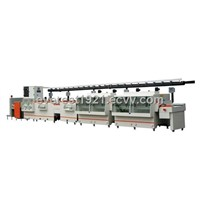 PCB etching and stripping machine