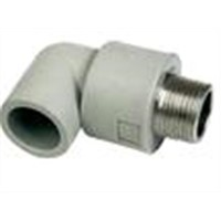 PPR Metal over Molding Pipe Fitting Mould