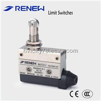Panel mount roller plunger type limit switch (CCC certificate)