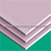 Paper Faced Gypsum Boards