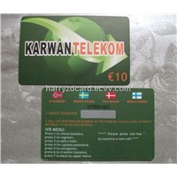 Phone Card/Plastic Card