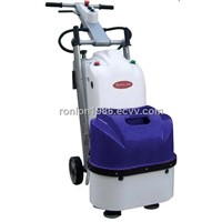 Planetary concrete floor grinding machine