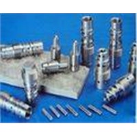 Plastic, aluminum, POM, metal precision turned parts for electronics and medical equipment