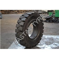 Pneumatic Solid Tyre (7.00-12)