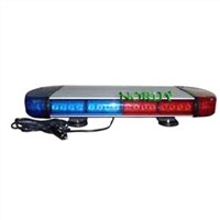 Police led waring light bar led 24W strobe  alarm lamp waterproof