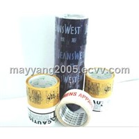 Printing Packing Tape