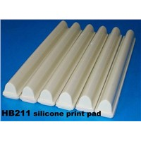 Printing pad for pad printer