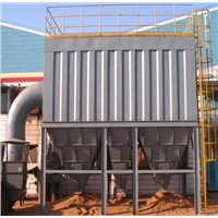 Pulse-jet Fabric Filter Dust Collector